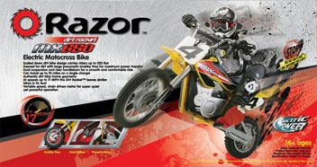 razor mx650 dirt rocket